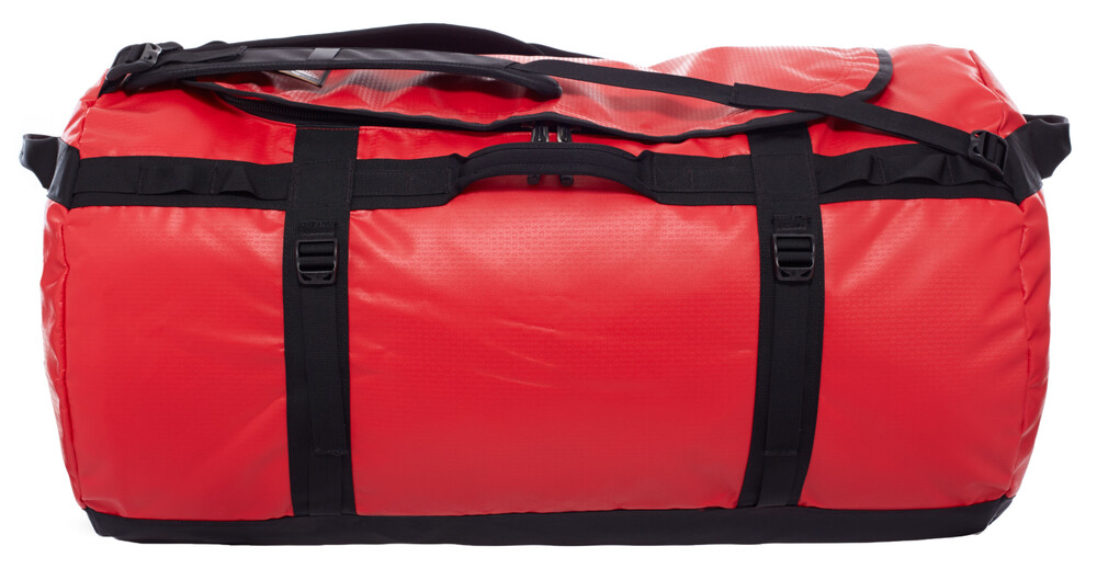 Duffel Bag The North Face Base Camp Duffel 2018-xl (rouge-noir)